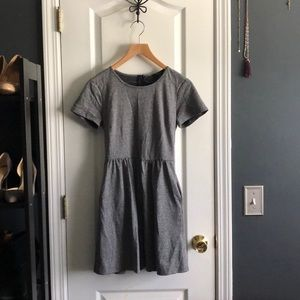 Forever 21 Grey Shift Dress. Size S.
